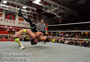 Dalton Castle vs. Matt Taven