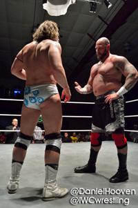 Dalton Castle vs. Jimmy Vega$