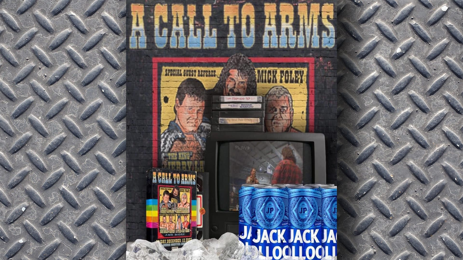 Six Pack with Jack: A Call To Arms