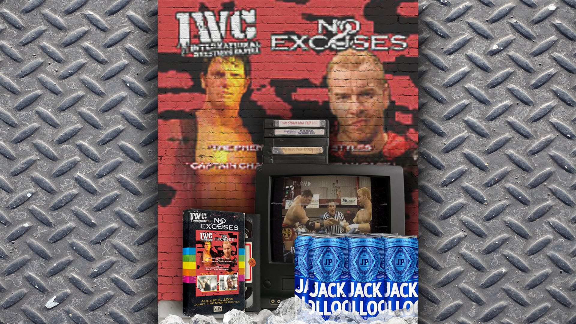 Six Pack with Jack: No Excuses 2