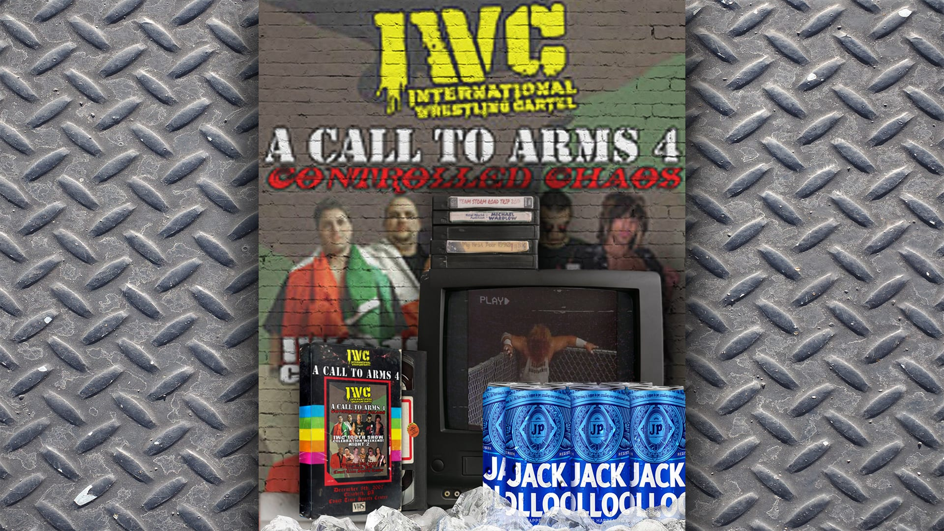 Six Pack with Jack: A Call to Arms 4: Controlled Chaos