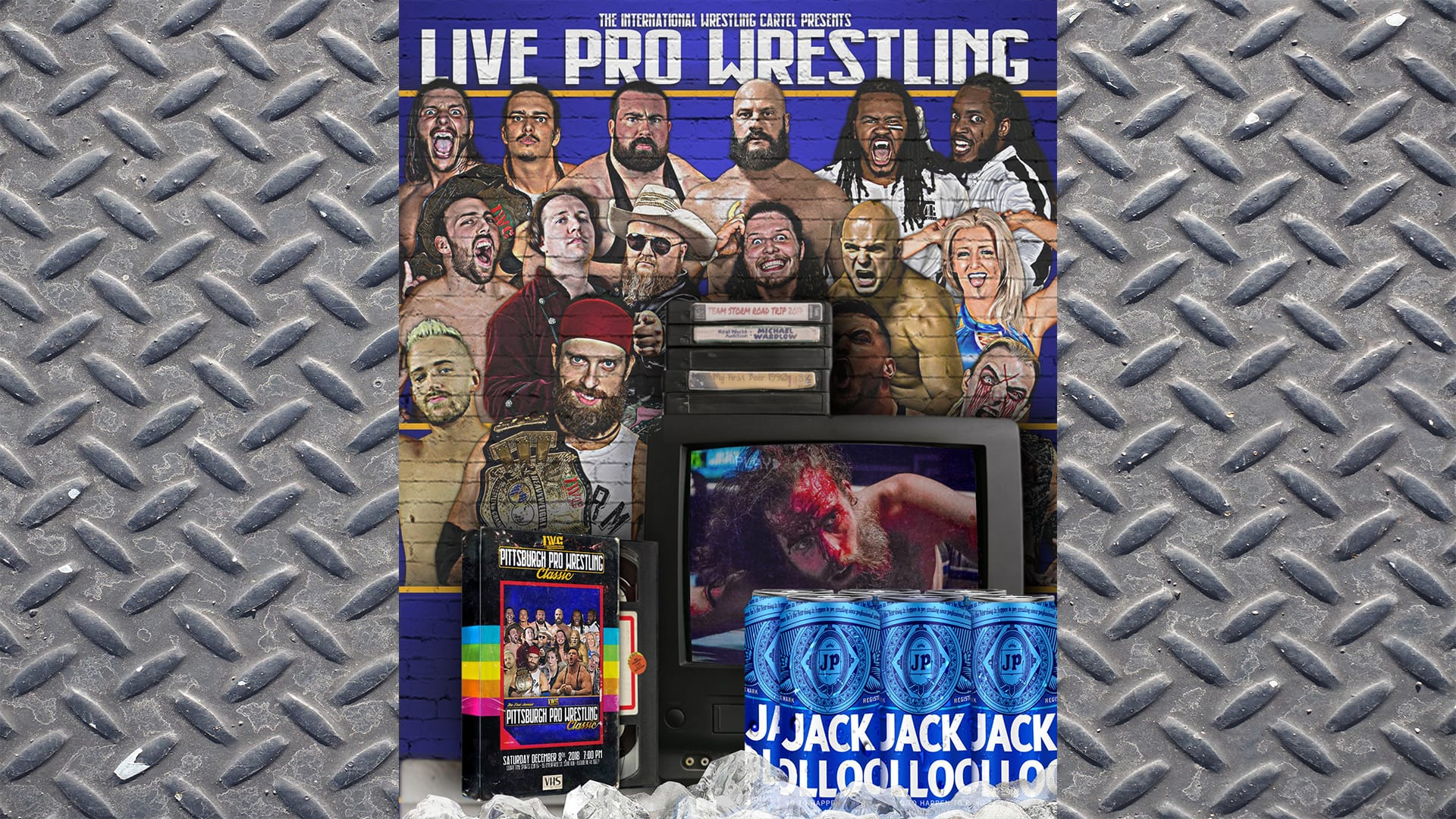 Six Pack with Jack: Pittsburgh Pro Wrestling Classic