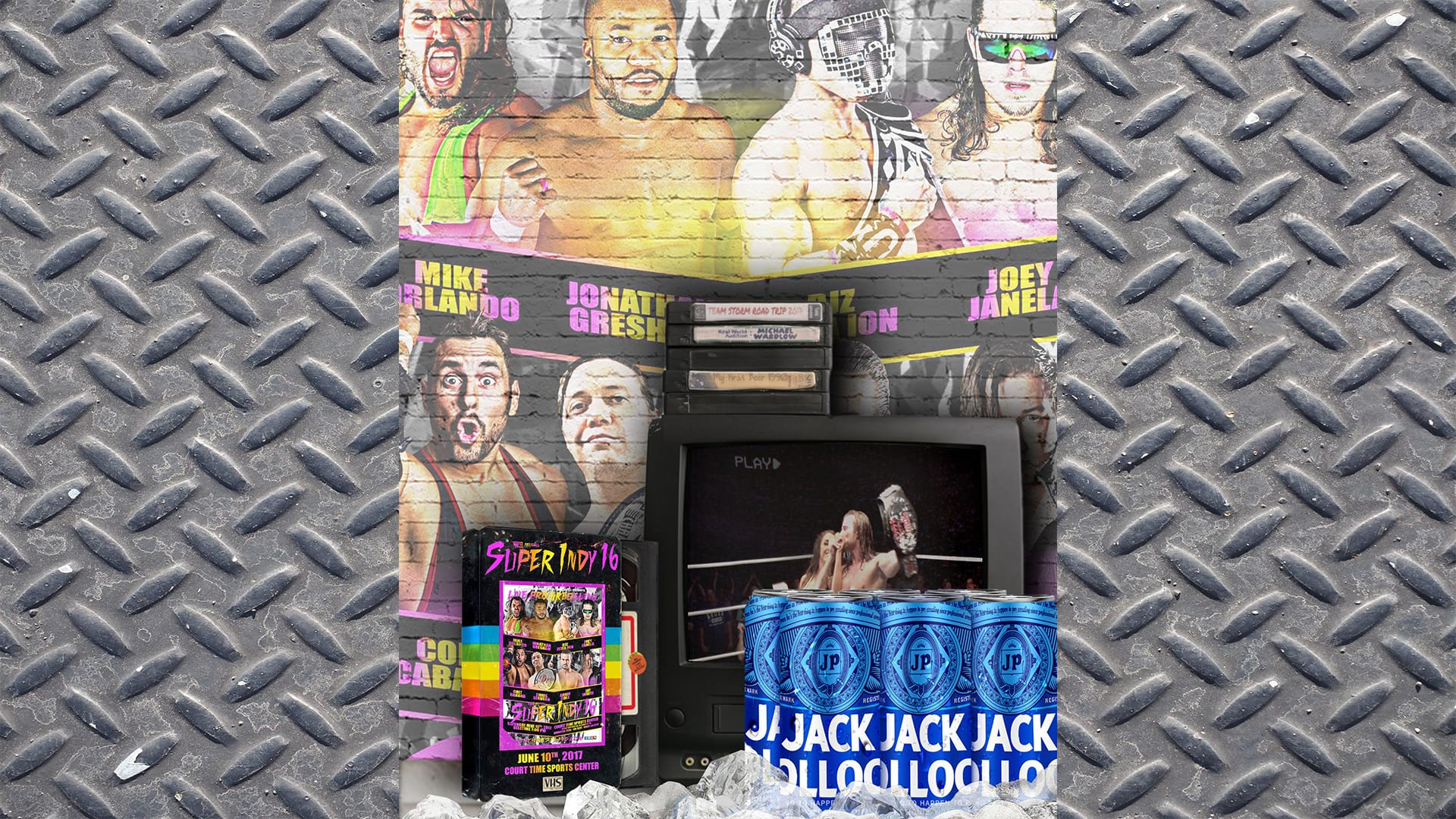 Six Pack with Jack: Super Indy 16