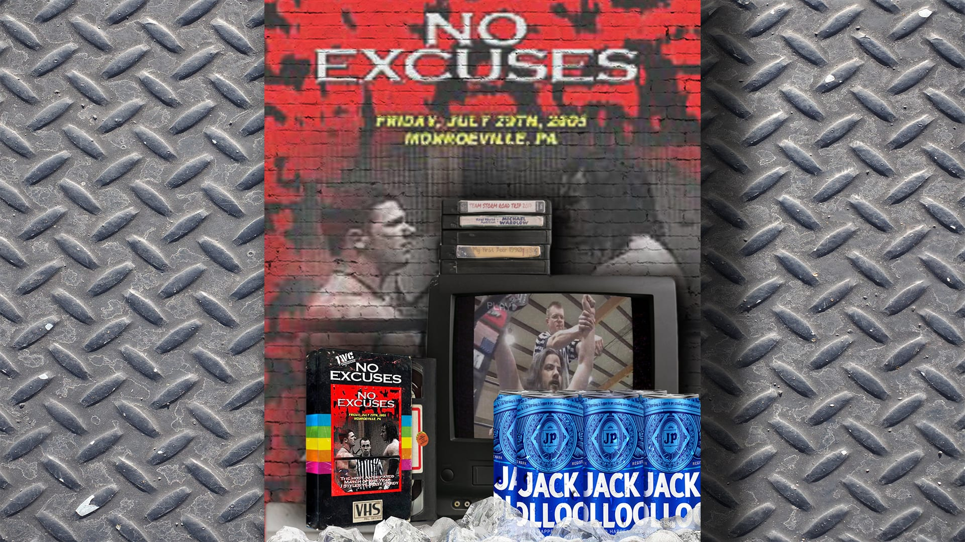 Six Pack With Jack: No Excuses