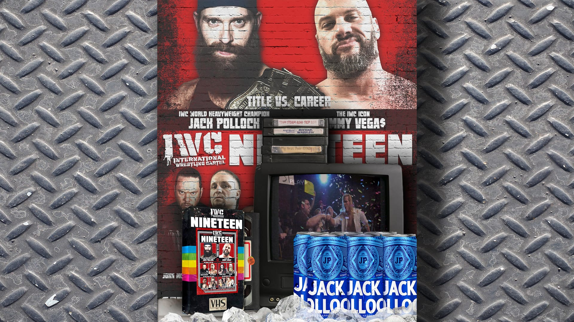 Six Pack with Jack: Nineteen